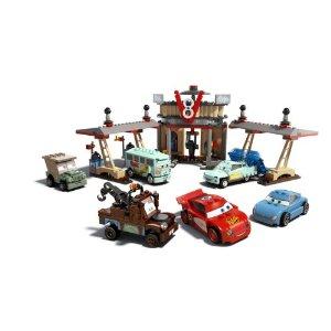 Cafe de Flo-Lego Cars