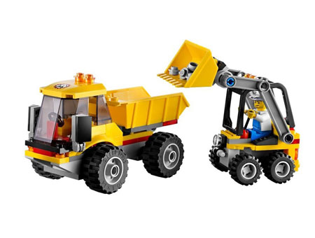 LegoCityExcavadora3