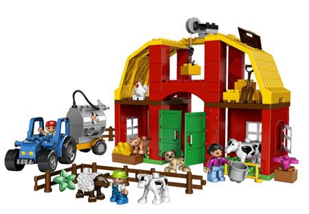Lego Duplo Granja 5649