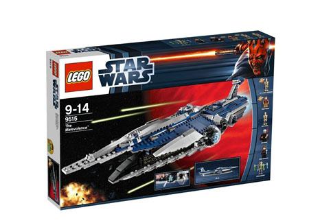 Lego Malevolence 9515