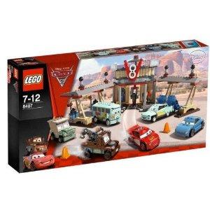 el Cafede Flo V8 de Lego