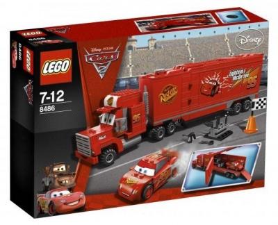 El Camion Mack Lego 8486