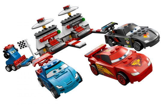 Lego Cars 9485