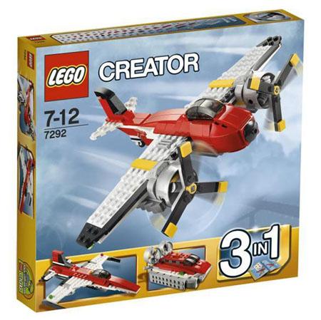 lego creator 7292 aventuras aire