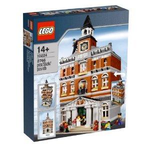 Ayuntamiento Lego city 10224