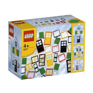 Puertas y Ventanas de LEGO