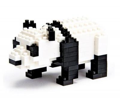nanoblock oso panda gigante