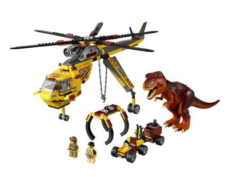 CazaDelTRex-LegoDino5886-2