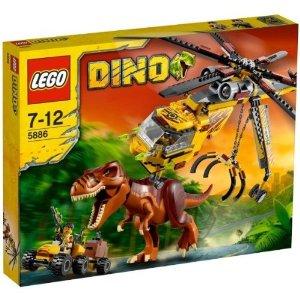 Caza Del TRex Lego Dino 5886