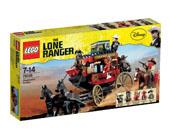 Lego Lone Ranger 79108