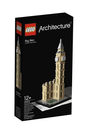 Big Ben de LEGO