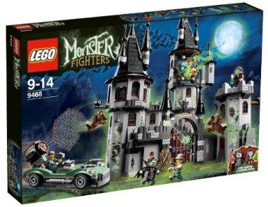 El Castillo Del Vampiro LEGO 9468
