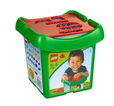 lego duplo 6784 - Cubo didáctico
