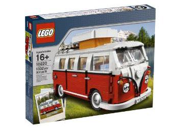 Volksvagen T1 LEGO 10220