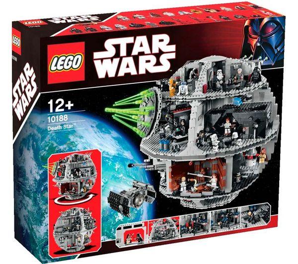 Lego 10188 Estrella de la Muerte