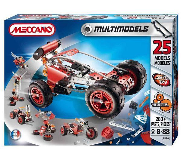 Meccano 25 modelos