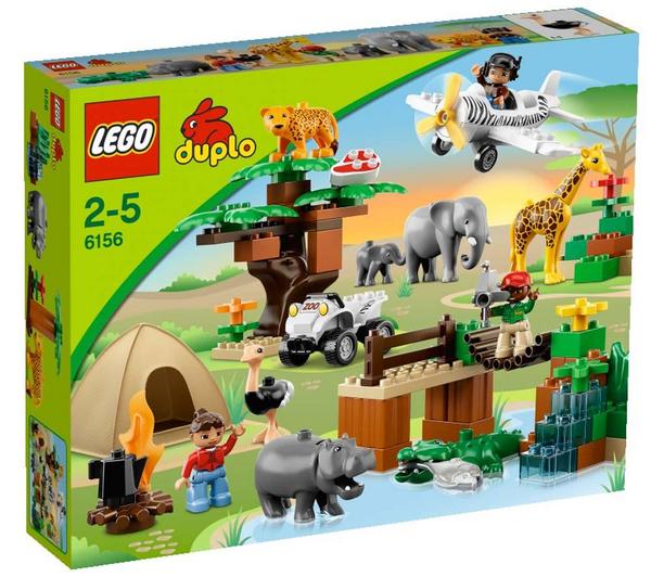 safari Lego Duplo