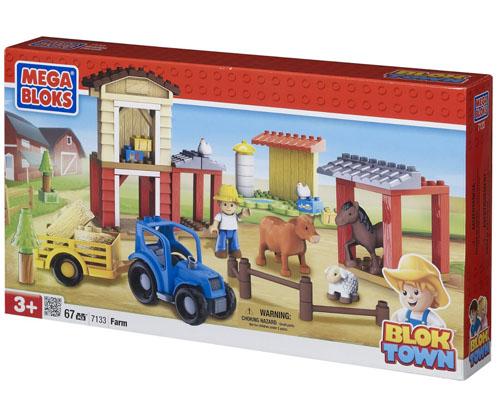 Granja Mega bloks 7133