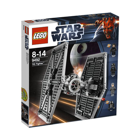 TIE Fighter LEGO Star Wars 9492