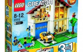 Lego Casa Familiar 31012