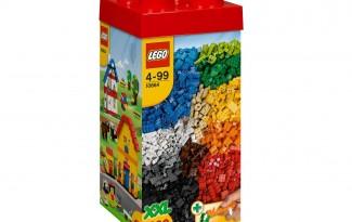 Torre creativa 1600 piezas de lego